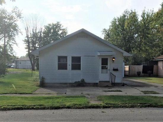 233 Sycamore Street, Chesterfield, IN 46017 (MLS #21529417) :: The ORR Home Selling Team