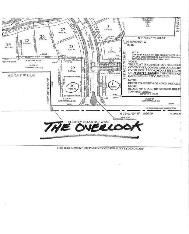4458 W Lookout Boulevard, Greenfield, IN 46140 (MLS #21540185) :: Indy Plus Realty Group- Keller Williams