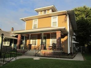 4229 N Carrollton Avenue, Indianapolis, IN 46205 (MLS #21541489) :: AR/haus Group Realty