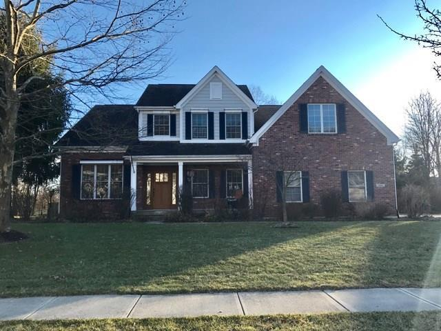 9383 Greenthread Lane, Zionsville, IN 46077 (MLS #21551978) :: Indy Plus Realty Group- Keller Williams