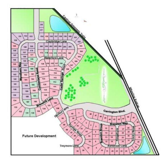 Lot 112 Cedar Springs, Muncie, IN 47304 (MLS #21554891) :: Indy Scene Real Estate Team