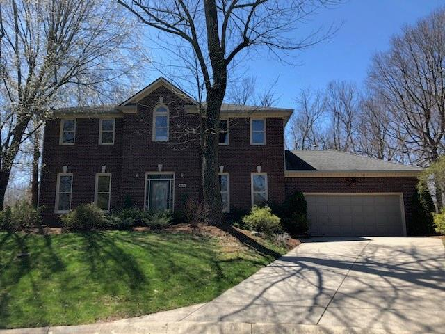 8426 Carefree Circle, Lawrence, IN 46236 (MLS #21559137) :: Indy Scene Real Estate Team