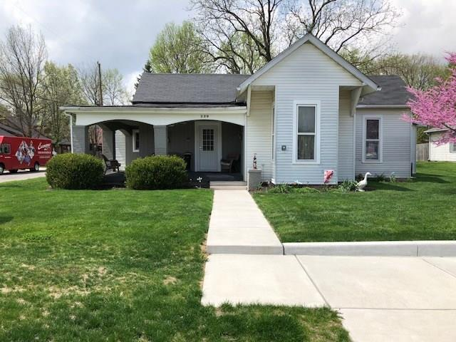 229 Mill Street, Westfield, IN 46074 (MLS #21563724) :: Ferris Property Group