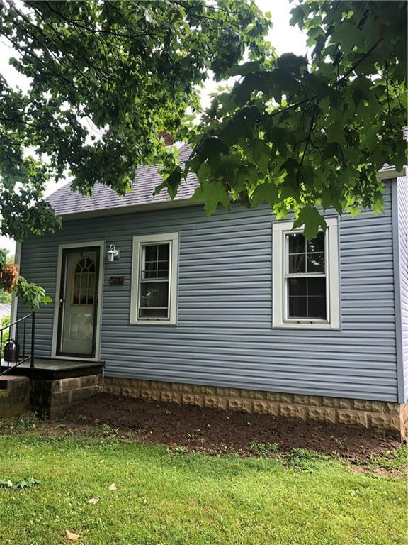 5681 Lafayette Street, Clayton, IN 46118 (MLS #21573736) :: Mike Price Realty Team - RE/MAX Centerstone