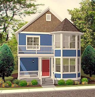 2059 N Talbott Street, Indianapolis, IN 46202 (MLS #21588486) :: Richwine Elite Group