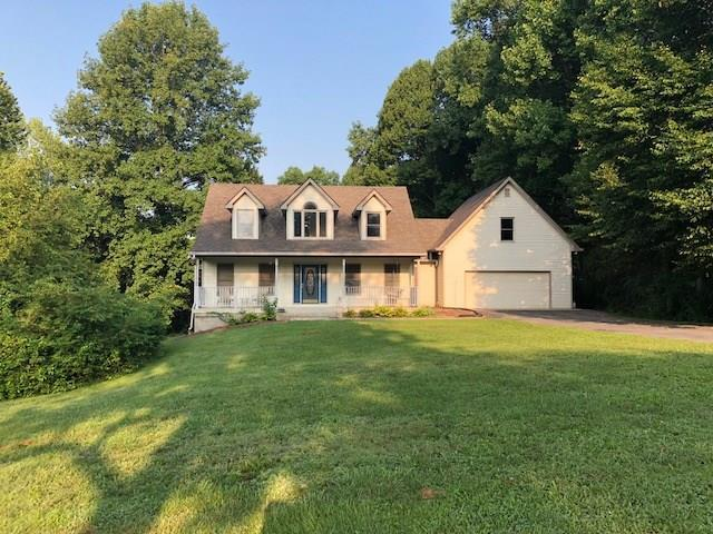 1058 E Bunker Hill Trail, Mooresville, IN 46158 (MLS #21588725) :: The Indy Property Source