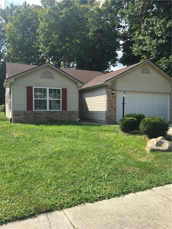3426 Cherry Lake Road, Indianapolis, IN 46235 (MLS #21588826) :: Mike Price Realty Team - RE/MAX Centerstone