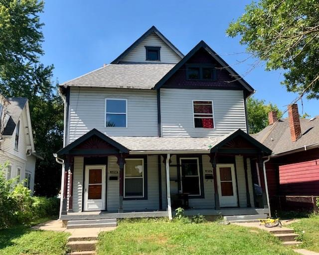 1150-1152 Tecumseh Street, Indianapolis, IN 46201 (MLS #21596432) :: The ORR Home Selling Team