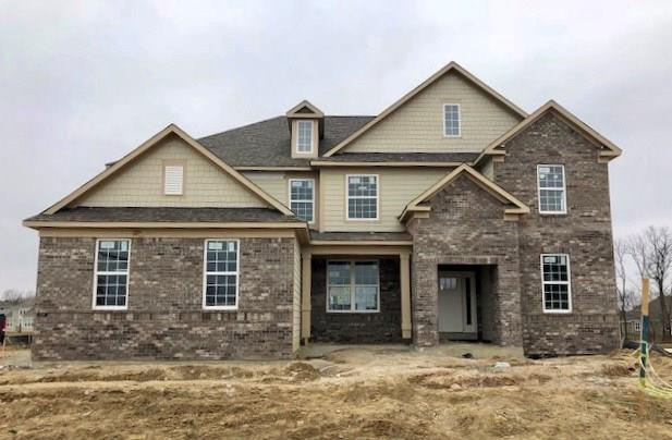 3820 Conifer Drive, Zionsville, IN 46077 (MLS #21601802) :: AR/haus Group Realty