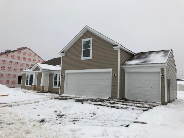 1665 W Meyer Lane, Greensburg, IN 47240 (MLS #21609910) :: Mike Price Realty Team - RE/MAX Centerstone