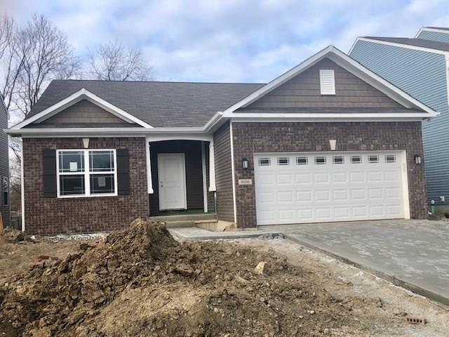 9106 Tansel Creek Drive, Indianapolis, IN 46234 (MLS #21615059) :: Mike Price Realty Team - RE/MAX Centerstone