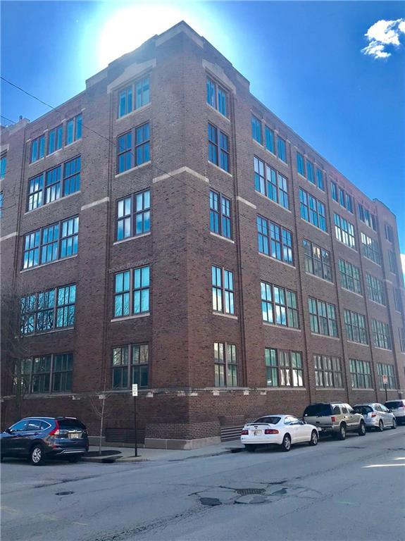 430 N Park Avenue #511, Indianapolis, IN 46202 (MLS #21622386) :: The Indy Property Source
