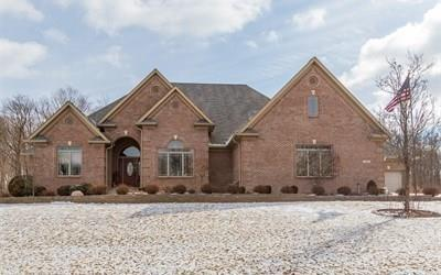 7896 Hyland Meadows Drive, Knightstown, IN 46148 (MLS #21622750) :: AR/haus Group Realty