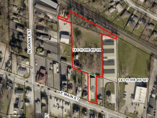 428 E Main Street, Brownsburg, IN 46112 (MLS #21622896) :: The Indy Property Source