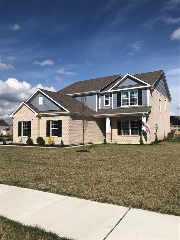 5229 N Alyshia Parkway, Bargersville, IN 46106 (MLS #21623780) :: Mike Price Realty Team - RE/MAX Centerstone