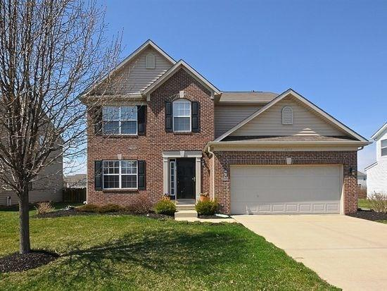 6014 Dado Drive, Noblesville, IN 46062 (MLS #21625881) :: Mike Price Realty Team - RE/MAX Centerstone