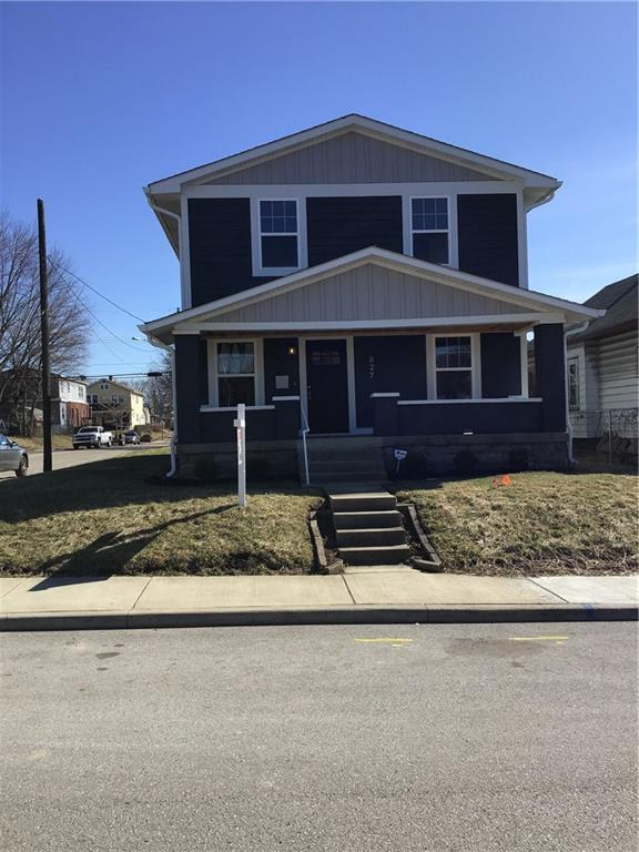 827 E Minnesota Street, Indianapolis, IN 46203 (MLS #21626224) :: Mike Price Realty Team - RE/MAX Centerstone
