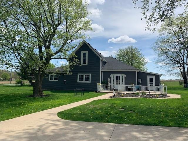 10842 S 1050 E, Converse, IN 46919 (MLS #21630335) :: The ORR Home Selling Team