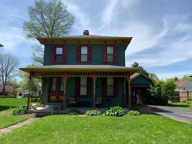 334 N West Street, Tipton, IN 46072 (MLS #21638139) :: HergGroup Indianapolis