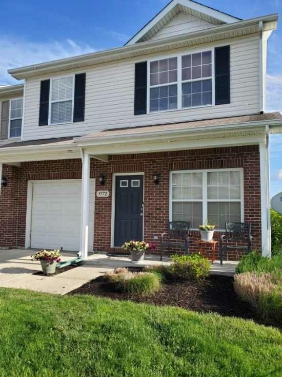 9772 Springcress Drive #504, Noblesville, IN 46060 (MLS #21642088) :: The Indy Property Source