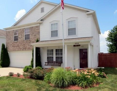 3328 Hurst Street, Whiteland, IN 46184 (MLS #21653574) :: The Indy Property Source