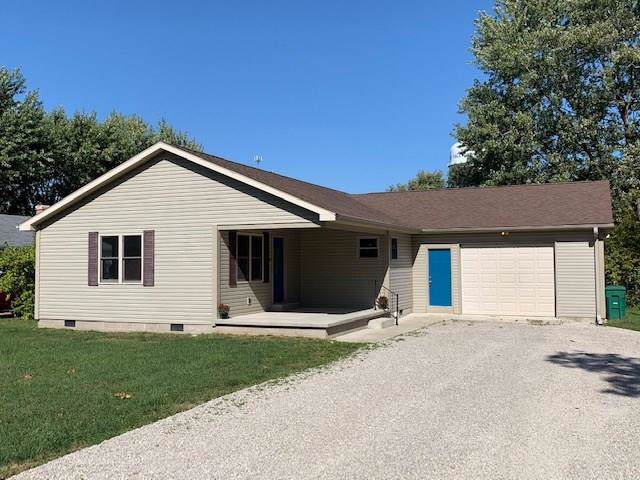 13908 W Daleville Road, Daleville, IN 47334 (MLS #21672497) :: The ORR Home Selling Team