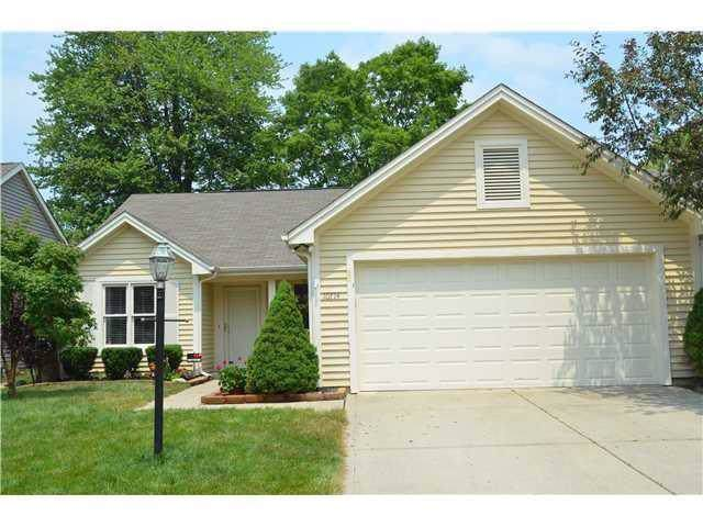 10714 Seaview Lane, Indianapolis, IN 46236 (MLS #21674842) :: The Evelo Team