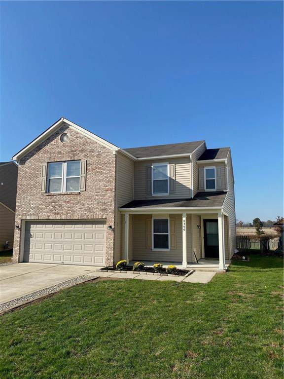 8306 Retreat Lane, Indianapolis, IN 46259 (MLS #21677884) :: AR/haus Group Realty