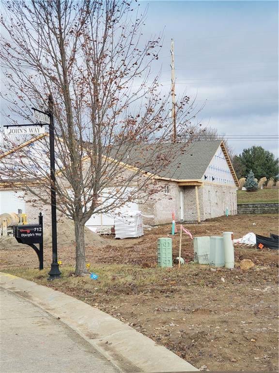 705 Disciple's Way, Greenwood, IN 46143 (MLS #21679663) :: Heard Real Estate Team | eXp Realty, LLC