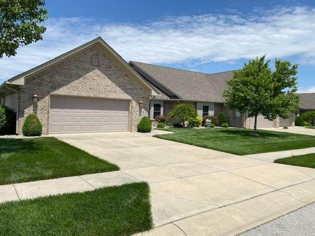 5156 Marco Drive, Columbus, IN 47203 (MLS #21687984) :: David Brenton's Team