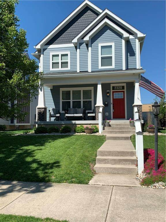 2328 Broadway Street, Indianapolis, IN 46205 (MLS #21689022) :: Heard Real Estate Team | eXp Realty, LLC