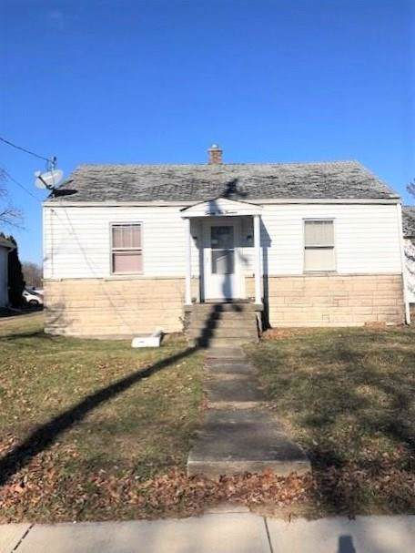 2214 Spring Street, New Castle, IN 47362 (MLS #21689152) :: HergGroup Indianapolis