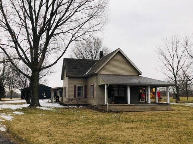1854 N 175 W, Crawfordsville, IN 47933 (MLS #21690641) :: The Indy Property Source