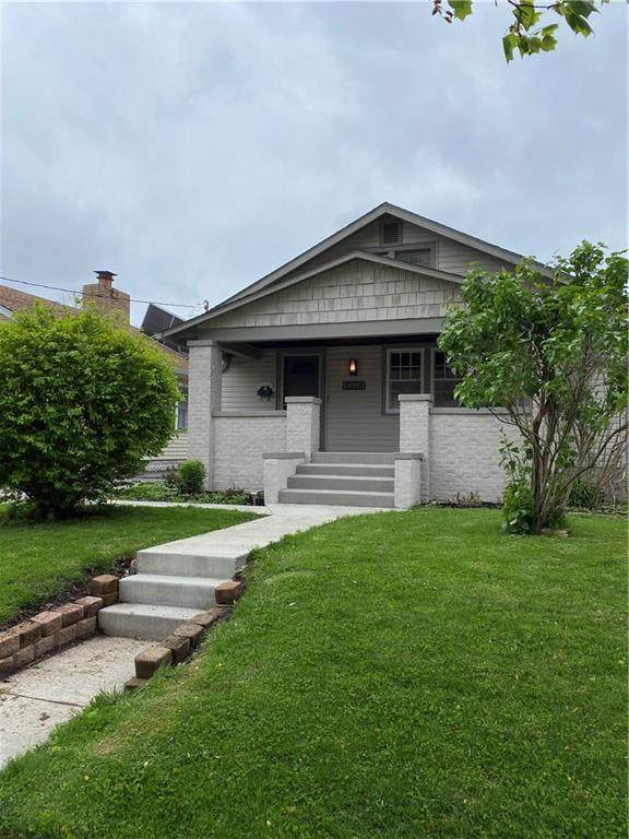 5734 Julian Avenue, Indianapolis, IN 46219 (MLS #21691577) :: Anthony Robinson & AMR Real Estate Group LLC