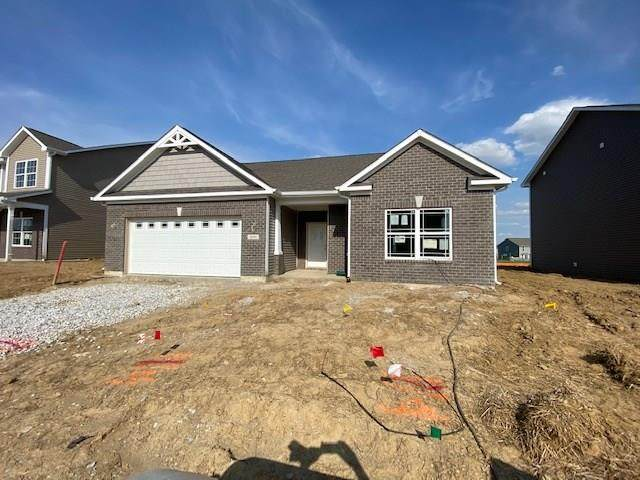 2691 Anchusa Drive, Plainfield, IN 46168 (MLS #21696175) :: The Indy Property Source