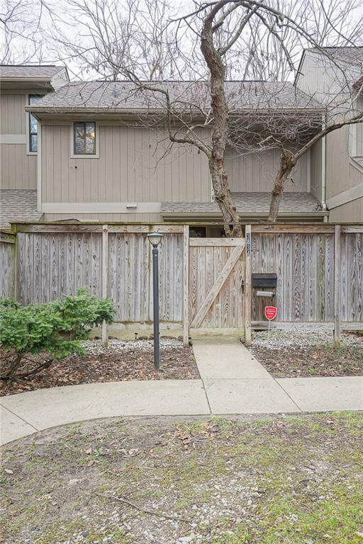 3834 Wilderness Trail, Indianapolis, IN 46237 (MLS #21696263) :: The ORR Home Selling Team