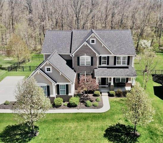 2509 Boylston Court, Zionsville, IN 46077 (MLS #21699575) :: AR/haus Group Realty