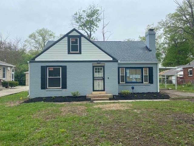 3622 N Colorado Avenue, Indianapolis, IN 46218 (MLS #21705813) :: The Indy Property Source