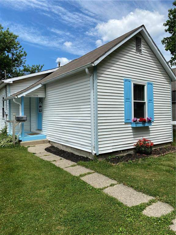 1058 N Gentry Street, Frankfort, IN 46041 (MLS #21711863) :: Anthony Robinson & AMR Real Estate Group LLC