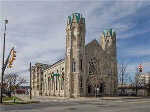 802 N Meridian Street #201, Indianapolis, IN 46204 (MLS #21718983) :: David Brenton's Team