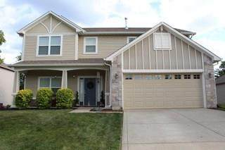 1007 Heatherwood Drive, Greenwood, IN 46143 (MLS #21719754) :: Mike Price Realty Team - RE/MAX Centerstone