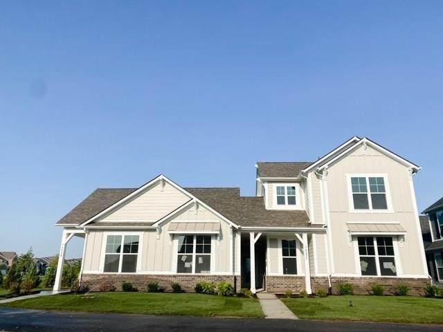 14232 Community Drive, Carmel, IN 46033 (MLS #21723485) :: Dean Wagner Realtors