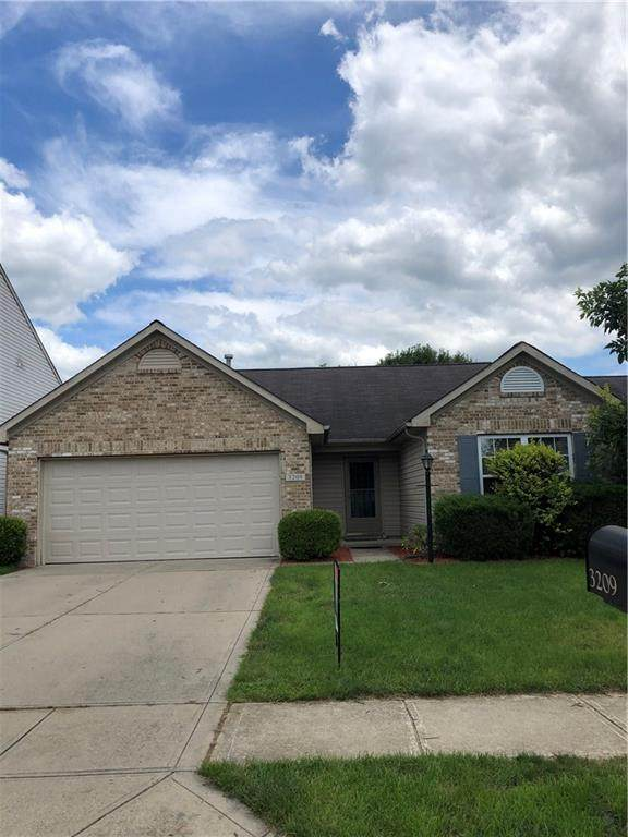 3209 Rolling Hill Drive, Columbus, IN 47201 (MLS #21724530) :: Anthony Robinson & AMR Real Estate Group LLC