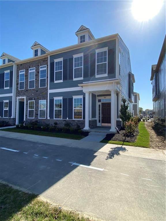 964 Kinzer Avenue, Carmel, IN 46032 (MLS #21729123) :: Heard Real Estate Team | eXp Realty, LLC