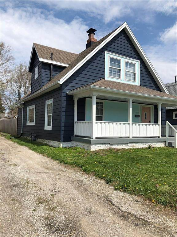 1200 E Bradbury Avenue, Indianapolis, IN 46203 (MLS #21729616) :: Heard Real Estate Team | eXp Realty, LLC
