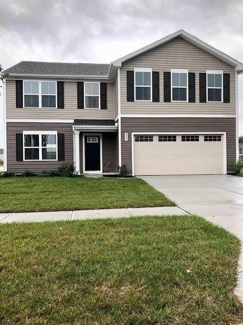 229 Traditions Pass, Greenwood, IN 46143 (MLS #21729642) :: Dean Wagner Realtors