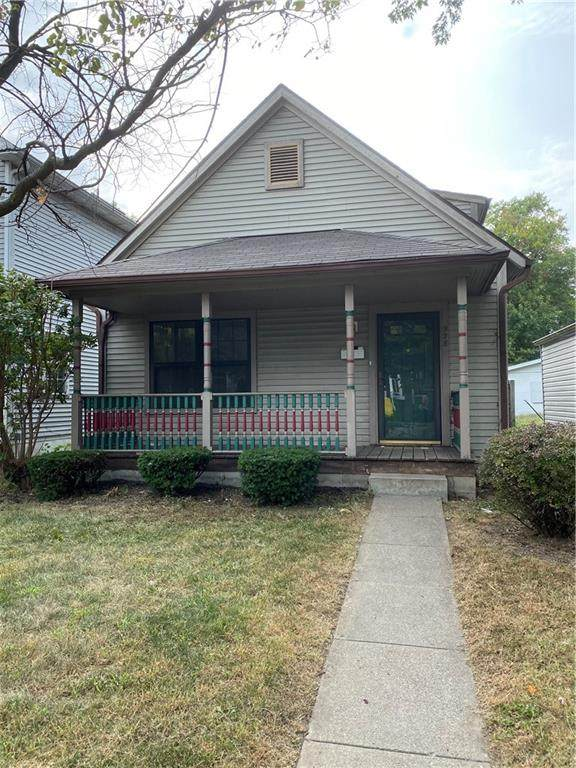 928 N California Street, Indianapolis, IN 46202 (MLS #21730271) :: Mike Price Realty Team - RE/MAX Centerstone