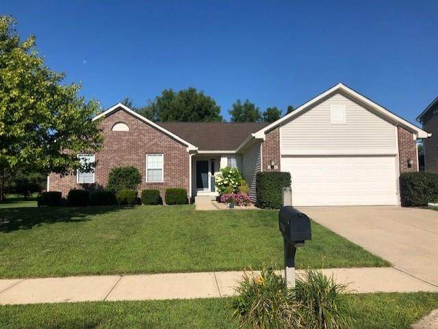 17050 Olympus Court, Westfield, IN 46062 (MLS #21730486) :: David Brenton's Team