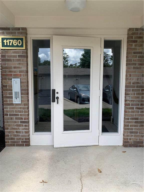 11760 Glenbrook Court #104, Carmel, IN 46032 (MLS #21730832) :: AR/haus Group Realty