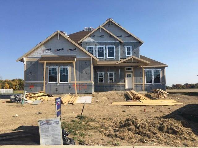 18334 Lake Winds Drive, Westfield, IN 46074 (MLS #21732765) :: The ORR Home Selling Team